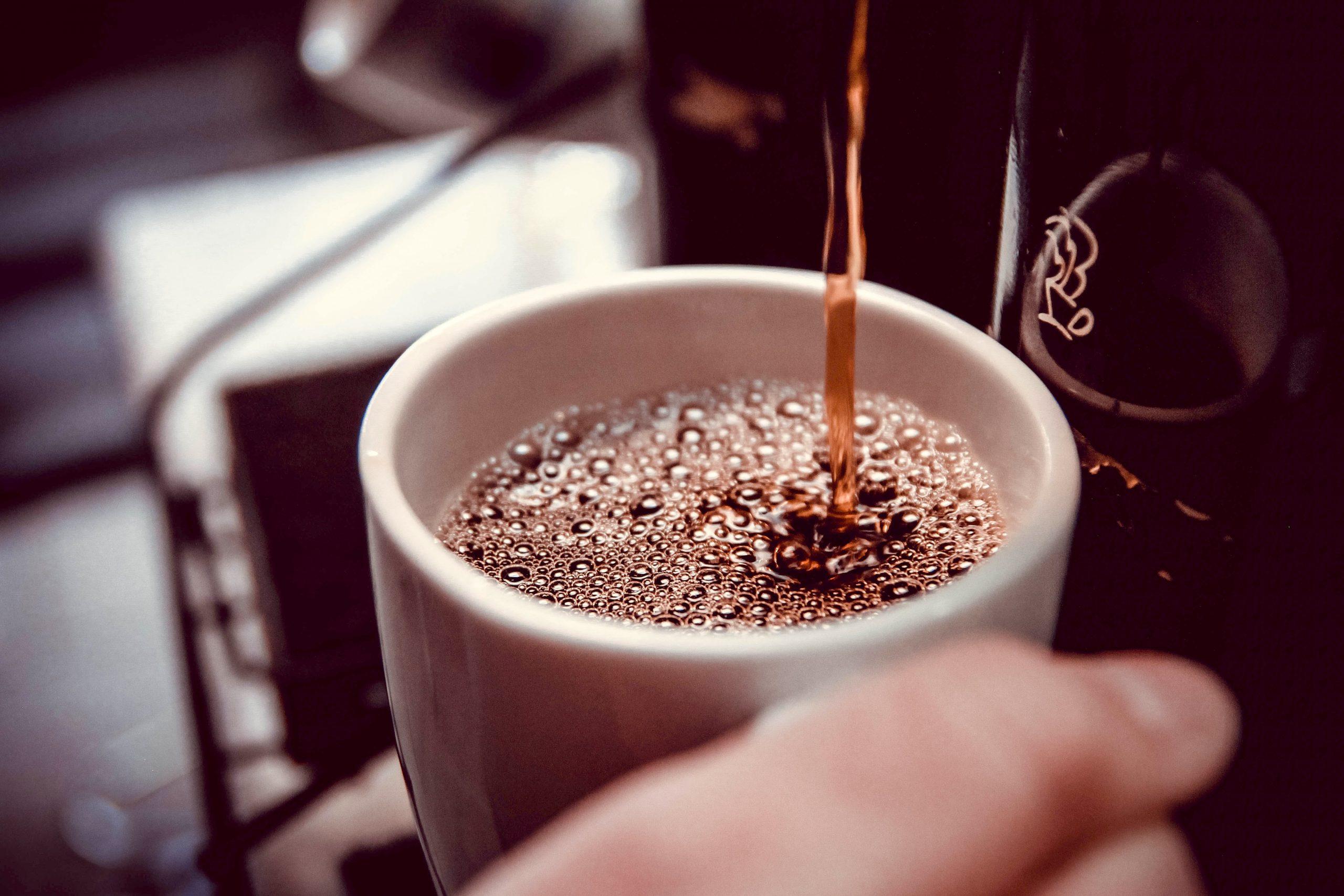 Kaffedrikkere og skravlefanter søkes!